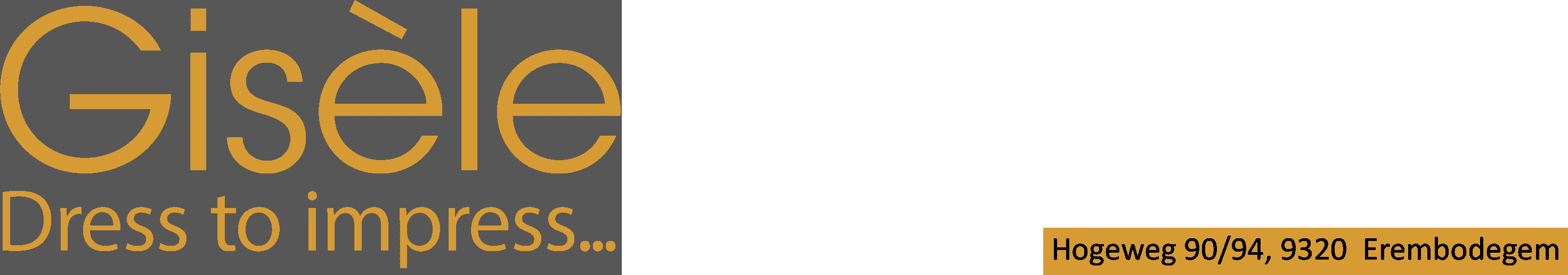 Dameskleding Gisèle logo